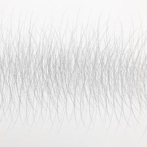 abstract drawing lines graphite